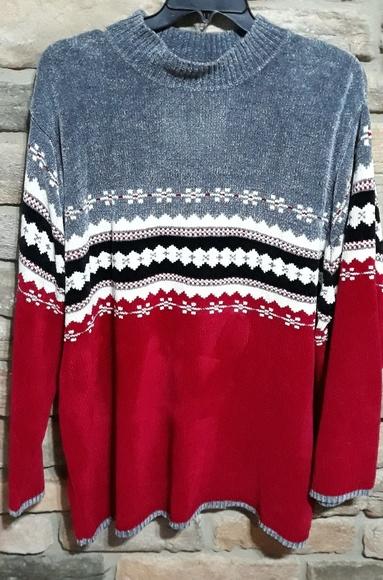 Fashion Bug ski sweater